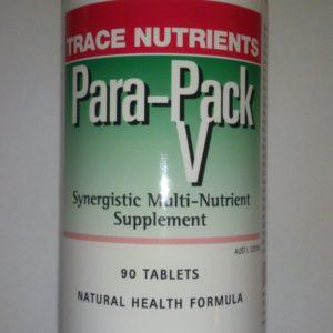 Para Pack V