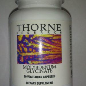 Molybdenum Citrate