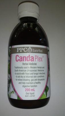 Candida Plex Herbal formula