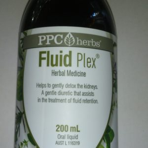 Fluid Plex Fliud Retention Formula