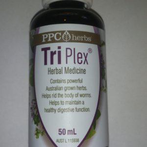 Tri plex parasite cleanse PPC herbs