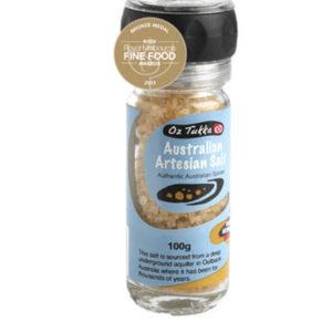 australian artesian salt oz tukka