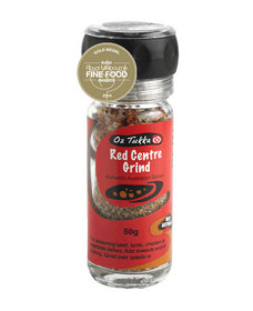 Australian spices red centre grind oz tukka