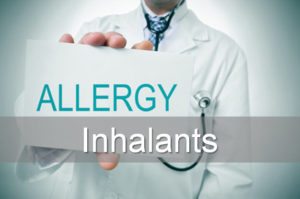 Allergy test Inhalants