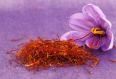 Saffron herbal tincture