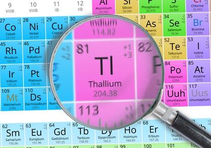 thallium toxicity