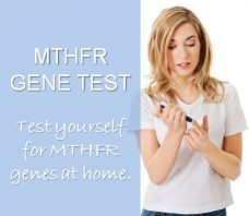 MTHFR Gene Mutation Home Test