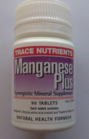 Manganese Plus supplements