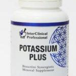 Potassium Plus slow release potassium supplements
