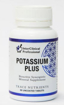 Potassium Plus slow release potassium supplements
