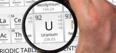 Uranium toxicity