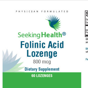 folinic-acid-lozenge-seeking-health-label
